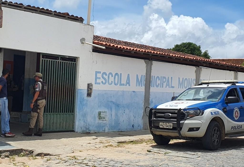Operacão Policia Militar