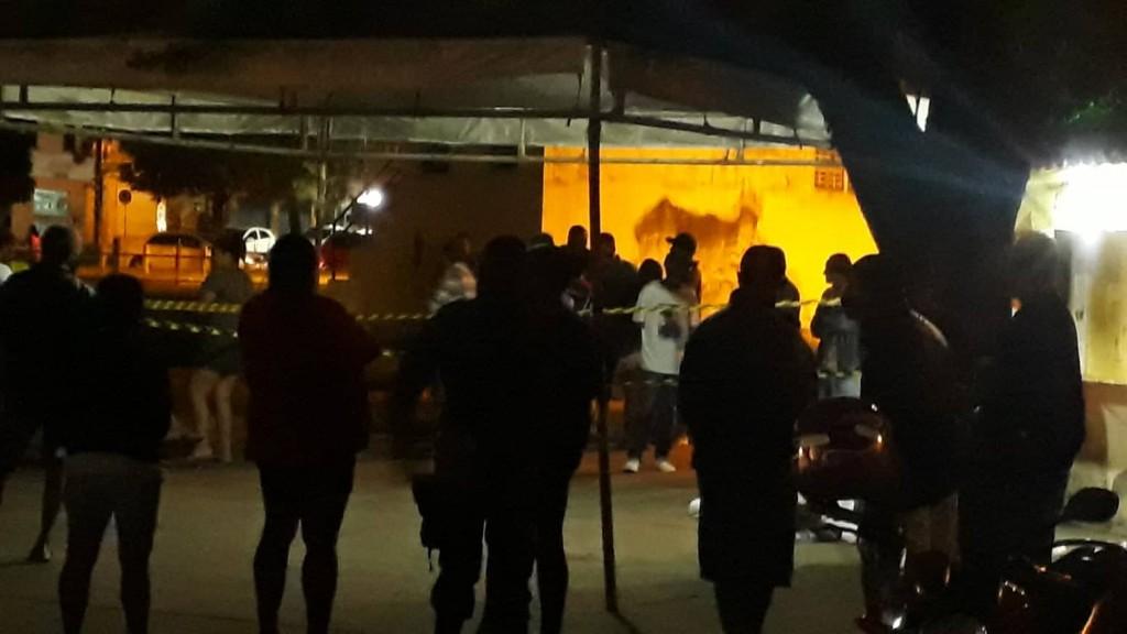 Crime em quisque Valente. Foto Informa Bahia
